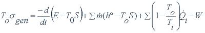 Human Energy Equation